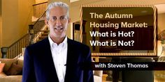 Steven Thomas from reportsonhousing.com is featured in this September 2017 video. It's time to find out what the Fall 2017 housing market has in store for the rest of 2017. Steven presents the overall pace of the market including the amount of time it will take to sell a home and place it in escrow. This video is presented in association with the Orange County REALTORS®.