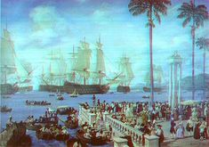 Haiti became the richest colony in the world. At any given time there would be over 400 ships in the port of Cap-Haitian alone.