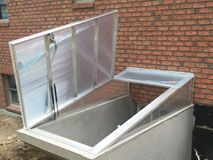 Basement Door Ideas replace cellar with greenhouse | basement remodel ideas