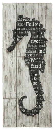Follow the river and you will find the sea
