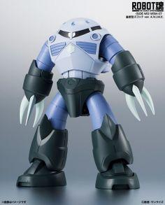 MG MSM-07 Zgok Water Decal for Bandai Gundam Hobbies ZEON