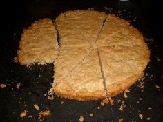 Cardamom Shortbread