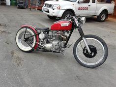 Triumph Bobber