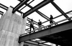 CENTRO DI ISTRUZIONE IBM Novedrate (CO) – 1973 Architettura: MORASSUTTI e Associati: Bruno Morassutti, Gabriella Benevento, Giovanna Gussoni, Mario Memoli Strutture: Aldo Favini