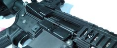 The Amoeba from Ares Airsoft is a polymer AEG with a few twists. Twists, Airsoft, Guns, Nice, Pretty, Blog, Chunky Twists, Weapons Guns, Weapons
