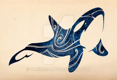 To express the wave flowing over the surface of the body in the tribal. SALE@ society6.com/product/tribal-or… society6.com/product/tribal-or… www.designbyhumans.com/shop/t-…