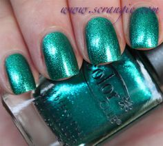 Scrangie: Color Club Take Wing Collection Summer 2012 Swatches and Review (Metamorrphasis)