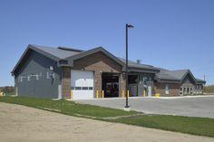 Agway Metals Inc. - Innisfill Fire Hall - Innisfil, ON