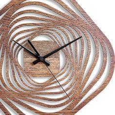 Modern wood wall clock kitchen clocks for wall unique wooden wall clock silent wall clock farmhouse wall clock large wanduhr horloge murale Wall Clock Wooden, Wood Clocks, Wooden Walls, Clock Wall, Modern Wall Clocks, Diy Clock, Clock Decor, Clock Ideas, Kitchen Wall Clocks