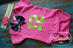 6cfc65dce 12 baby girl Hot Pink Seattle Seahawks Onesie and headband! My Little Girl