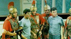 Star Trek Bread and Circuses Star Trek Tos, Tv Series, Bread, Stars, Box, Snare Drum, Brot, Sterne, Baking