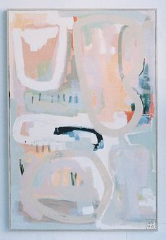 Contemporary Abstract Art, Modern Art, Diy Canvas Art, Affordable Art, Acrylic Art, Painting & Drawing, Painting Abstract, Love Art, Painting Inspiration