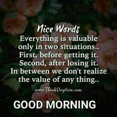 Good Morning Inspiration Living Life Morning Quotes Morning