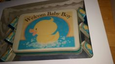 Baby shower Gelatinas