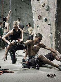 Sobe Arush: Climber