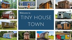 The Riverside by New Frontier Tiny Homes of Nashville, Tennessee. A stunning turnkey tiny house measuring 246 sq ft.