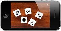 Es una aplicación móvil del popular juego del mismo nombre. Consiste en un juego de 10 dados, cada cara de los dados tiene una imagen diferente, lanzando los dados obtenemos una combinación aleatoria, con la que tendremos que crear una  historia. La aplicación nos permite elegir el número de dados en la tirada aumentado o disminuyendo el grado de dificultad