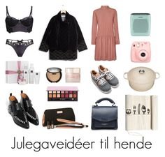 Julegaver til hende by stickysweetdanish on Polyvore featuring Canyon Rose, NIKE, Anastasia Beverly Hills, Becca, Rituals, By Terry, Le Creuset, Kay Bojesen, Fujifilm and GHD