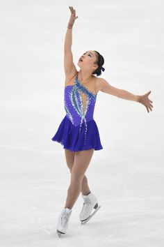 Wakaba Higuchi Photos Photos - Wakaba Higuchi of Japan competes in Ladie's Free Skating during the 83rd All Japan Figure Skating Championships at the Big Hat on December 28, 2014 in Nagano, Japan. - 83rd All Japan Figure Skating Championships - Day 3