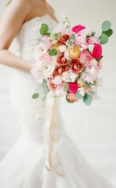 wedding bouquet idea; Featured Photographer: ARTIESE Studios