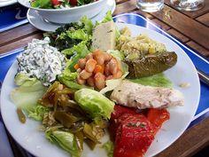 Vegetarian Food in Turkey!