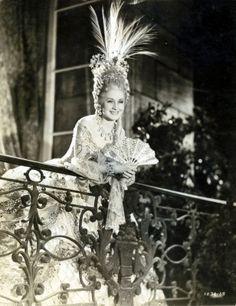 """Norma Shearer as """"Marie Antoinette"""" (1938)"""