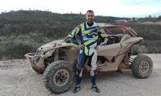 TT: Ruben Faria pronto para a estreia no Nacional aos comandos de um SSV