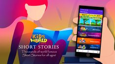 Offers a short moral stories collection for Kids and Adults. You will be able to read Educational, Motivational, Inspirational Stories at your fingertips. Famous Short Stories, Short Moral Stories, English Short Stories, English Story, Good Morals, Tomorrow Will Be Better, Bedtime Stories, Stories For Kids, Children And Family
