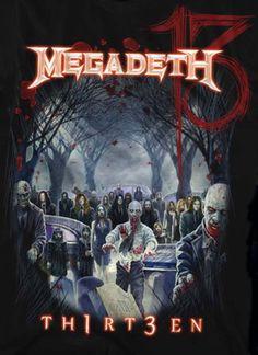 Megadeth-Thirteen.......