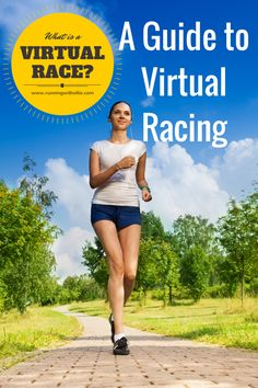 RUNNING WITH OLLIE: What is a Virtual Race? A Guide to Virtual Racing #fitfluential