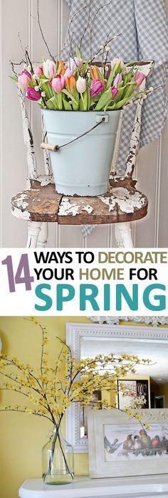 Spring Decor, Spring Home Decor, Home Decor for Spring, How to Decorate Your House for Spring, Spring Holiday, Spring Tips and Tricks, Popular Pin, Spring Home Decor, DIY Spring Decor.