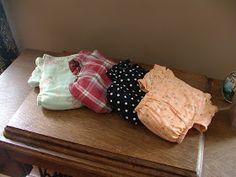 Diy cloth pull-ups