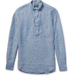 Gitman Vintage - Linen-Chambray Shirt