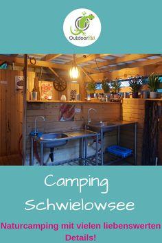 Camping Schwielowsee: liebevoller Naturcampingplatz in traumhafter Lage. Noch nie haben wir auf einem Campingplatz so liebevolle Details gesehen. Perfekt für Familien und Camping mit Kindern. Camping Am See, Der Bus, Cool Stuff, Public Bathing, Places Worth Visiting, Family Activity Holidays, Cool Things