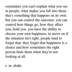 "23.5k Likes, 183 Comments - R. M. Drake (@rmdrk) on Instagram: ""sometimes you just can't. • #Gravity is in a bookstore near you. - ONLY through me do they come…"""