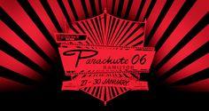 Parachute Music Festival Logo 2006. parachutemusic.com Music Festival Logos, Art Boards, History, Movies, Movie Posters, Life, Historia, Films, Film Poster