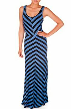 Striped Maxi Dress Striped Maxi Dresses, Spring 2014, March, Fashion, Moda, Stripped Maxi Dresses, Fashion Styles, Fashion Illustrations, Fashion Models