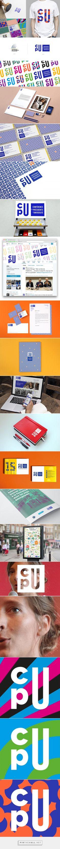 CPU - Brand design on Behance - created via https://pinthemall.net