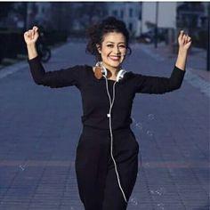 Neha kakkar 💓💓💓 Business Style, Business Fashion, Neha Kakkar, Girls Dpz, Dimples, Singers, Photo Ideas, Fat, Indian