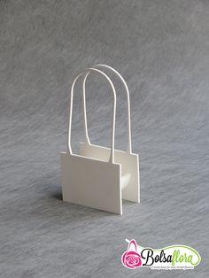 Frame for flower purse
