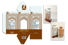 Package Design Layout   package design student design for white jasmine company logo and ...