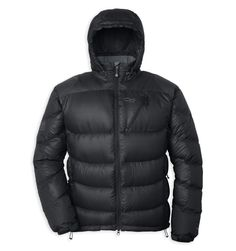 Men's Virtuoso Hoody - A wind- and water-resistant warm 650 fill down hoody