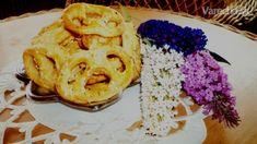 Výborné smotanové praclíky (fotorecept) - recept | Varecha.sk Ale, Ethnic Recipes, Party, Food, Basket, Ale Beer, Essen, Parties, Meals