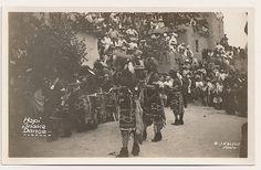 Hopi Snake Dance circa 1920 by Yenshee Baby, via Flickr
