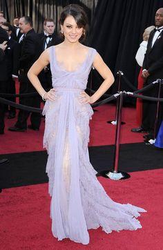 """Jupiter Ascending"" Star Mila Kunis' Most Stylish Red Carpet Looks"