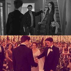 Twilight Saga ~ Edward, Charlie and Bella