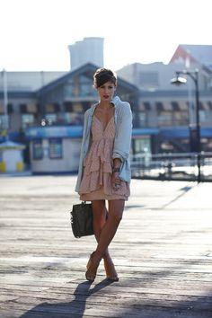 Resolution 2011. Dresses, dresses, dresses.