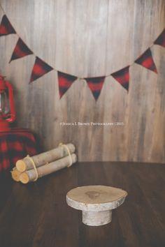 Lumberjack | cake smash | DIY | banner | cake stand | birch wood | lantern | Lexington SC | South Carolina | Photographer | Photography