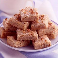 Butter Pecan Shortbread Recipe from Land O'Lakes