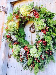 wreath.quenalbertini: Beautiful wreath